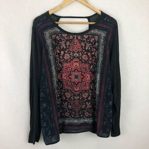 Tops - Open Back Top Size L